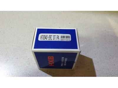 Подшипник H7004C-2RZ DT P4 металл